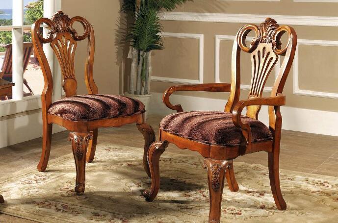 扬州实木餐椅