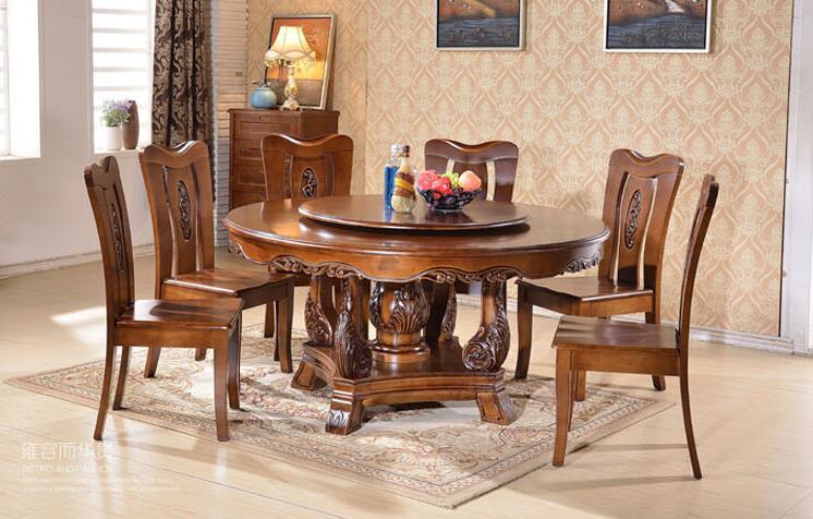 橡木实木餐椅优缺点